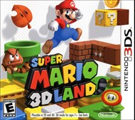 Rent Super Mario 3D Land for 3DS