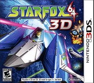 Rent Star Fox 64 3D for 3DS