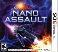 Rent Nano Assault for 3DS