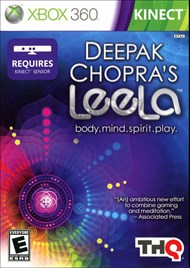 Rent Deepak Chopra: Leela for Xbox 360