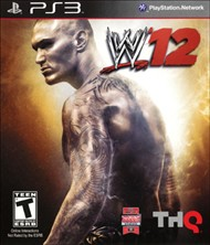 Rent WWE 12 for PS3