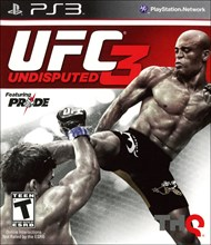 Rent UFC Undisputed 3 for PS3