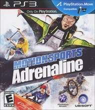 Rent MotionSports Adrenaline for PS3