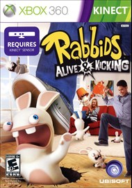 Rent Rabbids: Alive & Kicking for Xbox 360