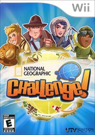 Rent National Geographic Challenge! for Wii
