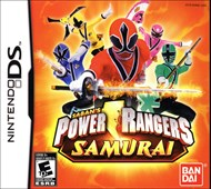 Buy Power Rangers Samurai for DS