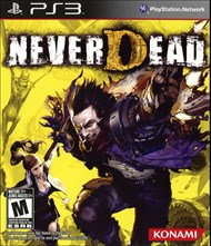 Rent NeverDead for PS3