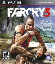 Rent Far Cry 3 for PS3
