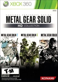 Metal Gear Solid HD Collectio