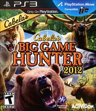 Buy Cabela's Big Game Hunter 2012 for PS3