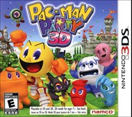 Rent Pac-Man Party 3D for 3DS