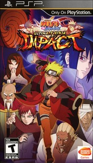 Rent Naruto Shippuden: Ultimate Ninja Impact for PSP Games