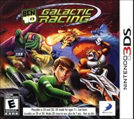 Rent Ben 10: Galactic Racing for 3DS