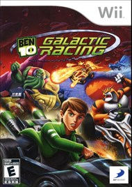 Rent Ben 10: Galactic Racing for Wii
