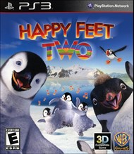Rent Happy Feet Two for PS3