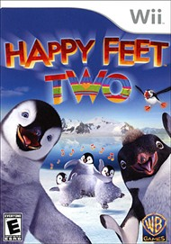 Rent Happy Feet Two for Wii