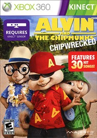 Buy Alvin & the Chipmunks: Chipwrecked for Xbox 360