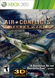 Rent Air Conflicts: Secret Wars for Xbox 360