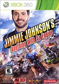Rent Jimmie Johnson's Anything with an Engine for Xbox 360