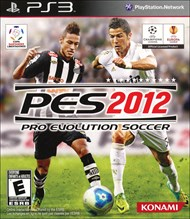 Rent Pro Evolution Soccer 2012 for PS3