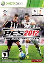 Rent Pro Evolution Soccer 2012 for Xbox 360