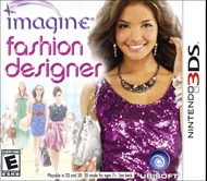 Rent Imagine: Fashion Designer for 3DS