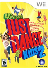 Rent Just Dance Kids 2 for Wii