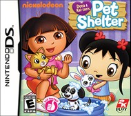 Rent Dora & Kai-Lan's Pet Shelter for DS
