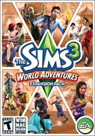 Download The Sims 3 World Adventures Expansion Pack for PC