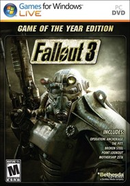 Download Fallout 3: Game of the Year Edition for PC