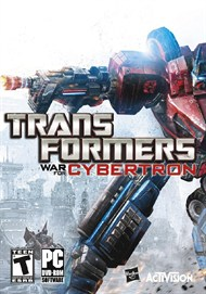 Download Transformers: War for Cybertron for PC