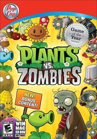 Plants vs Zombies Game Of The Year
