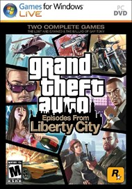 Download Grand Theft Auto: Episodes from Liberty City for PC