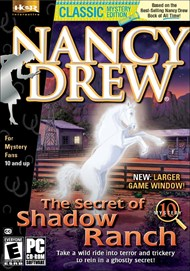 Nancy Drew: #10 The Secret of Shad