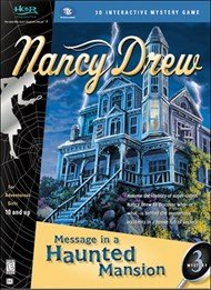 Nancy Drew: #03 Message in a Haunted Mansion