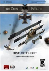 Rise of Flight – Iron Cross Edition
