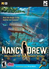 Nancy Drew: #20 Ransom of the Seven Ships