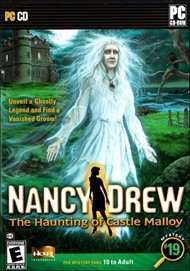Nancy Drew: #19 The Haunting of Castle Malloy