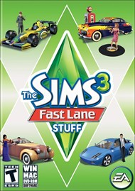Download The Sims 3 Fast Lane Stuff for PC