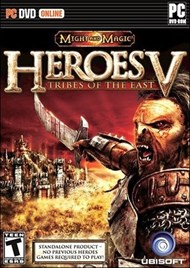 Download Heroes of Might and Magic V: Tribes of the East for PC