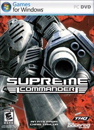 Download Supreme Commander for PC