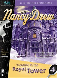 Nancy Drew: #04 Treasure in the Royal Tower