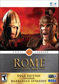 Download Rome Total War Gold Edition for Mac