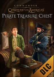 Download Commander: Conquest of the Americas Pirate Treasure Chest DLC for PC