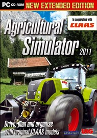 Agricultural Simulator 2011 - Extende