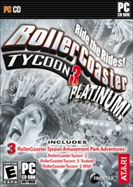 Download RollerCoaster Tycoon 3 Platinum for PC