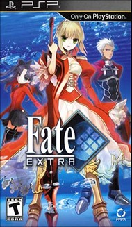 Rent Fate/Extra for PSP Games
