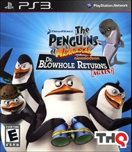 Rent Penguins of Madagascar: Dr. Blowhole Returns Again for PS3