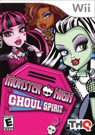 Rent Monster High: Ghoul Spirit for Wii
