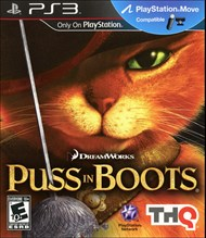 Rent Puss in Boots for PS3